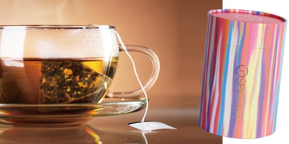 ライチ紅茶(赤缶)